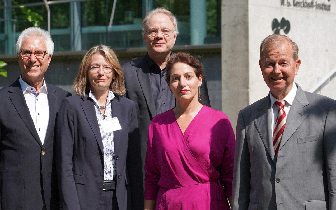 Neue Kuratorinnen für Max-Planck-Institut und Kerckhoff-Stiftung