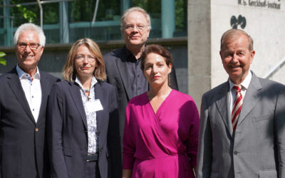 New Curators for Max Planck Institute and Kerckhoff Foundation